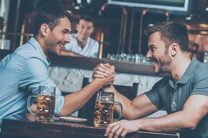 Bromance - Wahre Freundschaften