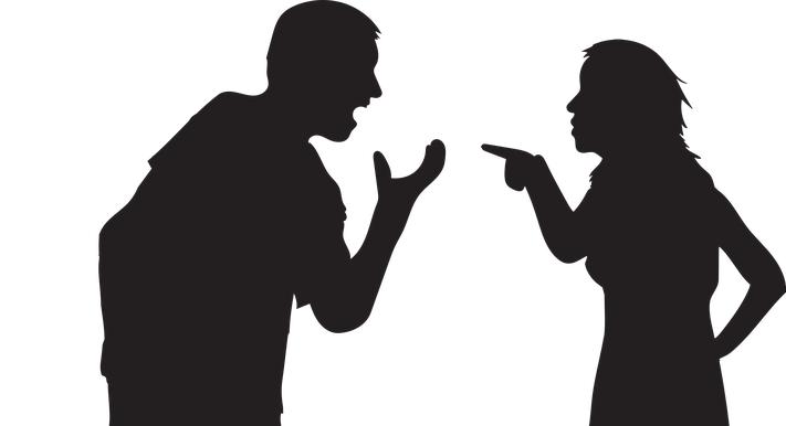 Psychopath in einer Beziehung