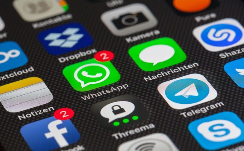 Whatsapp Flirt und Dating